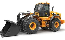 JCB 455ZX Wheeled Loader price in India