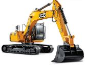 JCB JS 205LC Tracked Excavator price in India