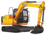 JCB JS 81 Tracked Excavator price in India
