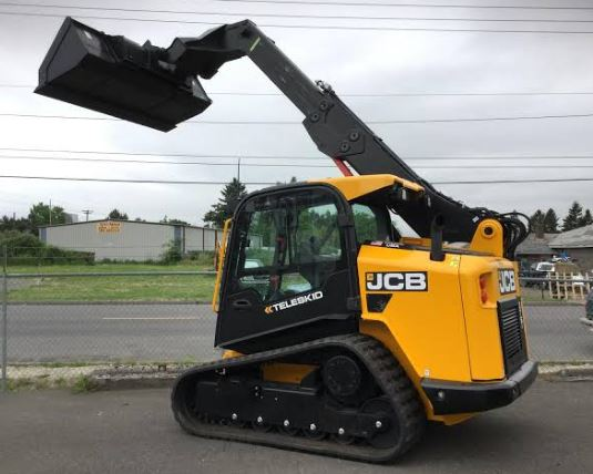 JCB TELESKID 3TS-8T Compact Track Loader Price Specs Review Features