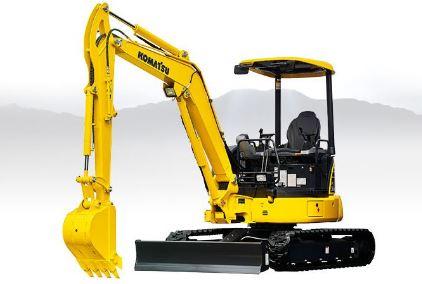 Komatsu PC30MR-5Mini Excavator Price