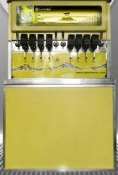 Kelvinstar Stainless Steel Semi Automatic Soda Fountain Machine