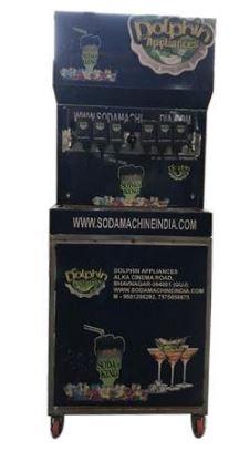 Soda Fountain Machine Adf Technologies, 2000