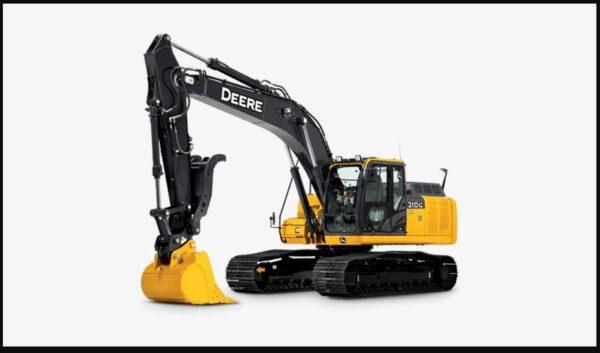 John Deere Construction Equipment Manufacturers