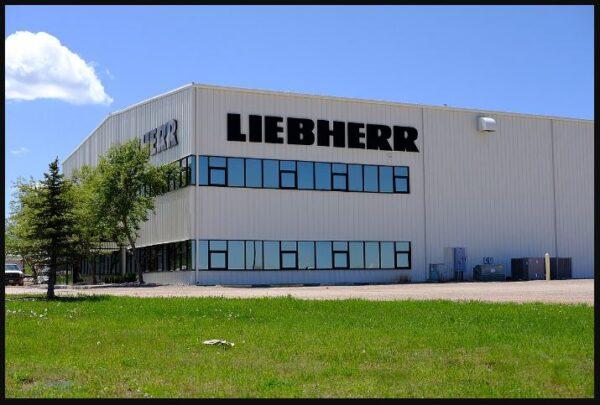 Liebherr Construction Equipment Manufacturers
