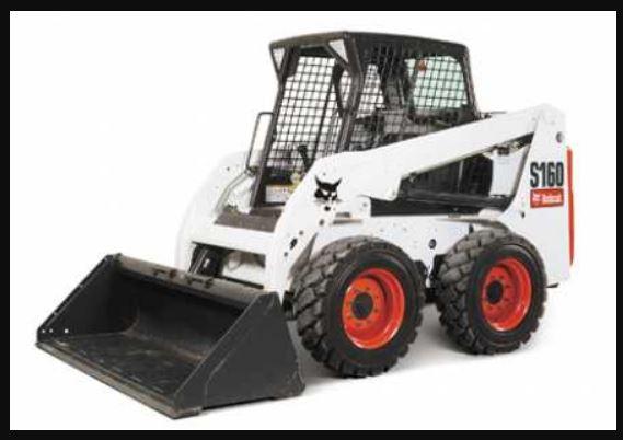 Bobcat S160 Specifications