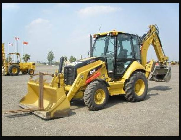 Cat 420e Specifications