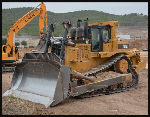 Cat D10 Specifications