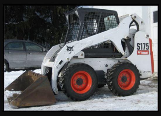Bobcat s175 weight