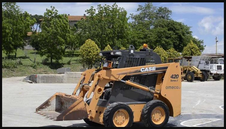Case 420 Skid Steer Specs