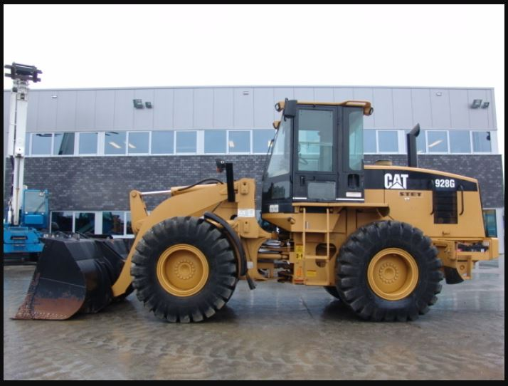 Cat 928G Specifications