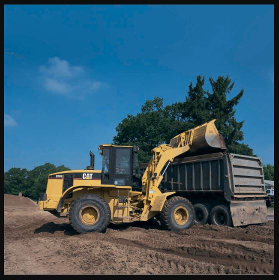 Cat 938g Specifications