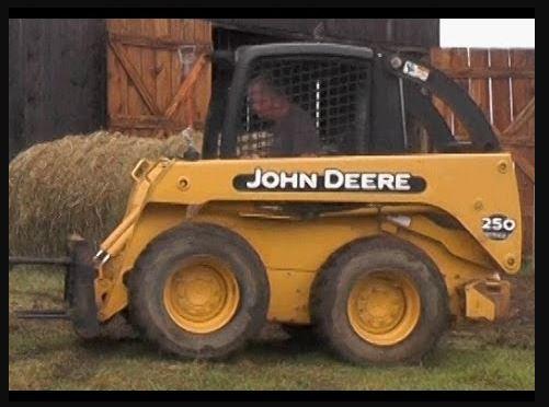 John Deere 250 Skid Steer Specs
