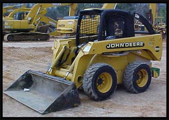 John Deere 260 Skid steer Specs