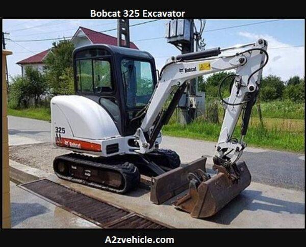 Bobcat 325 specs