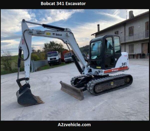 Bobcat 341 specifications