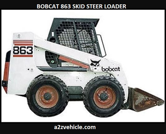 Bobcat 863 specs