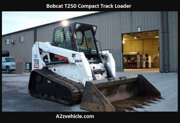 Bobcat T250 specs