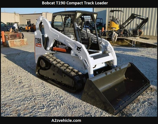 Bobcat t190 specs