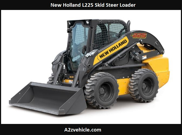 New holland l225 specs