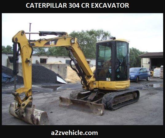 CAT 304 Specs