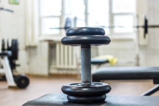 Dumbbells and Plates