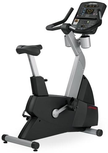 integrity series life fitness upright bike