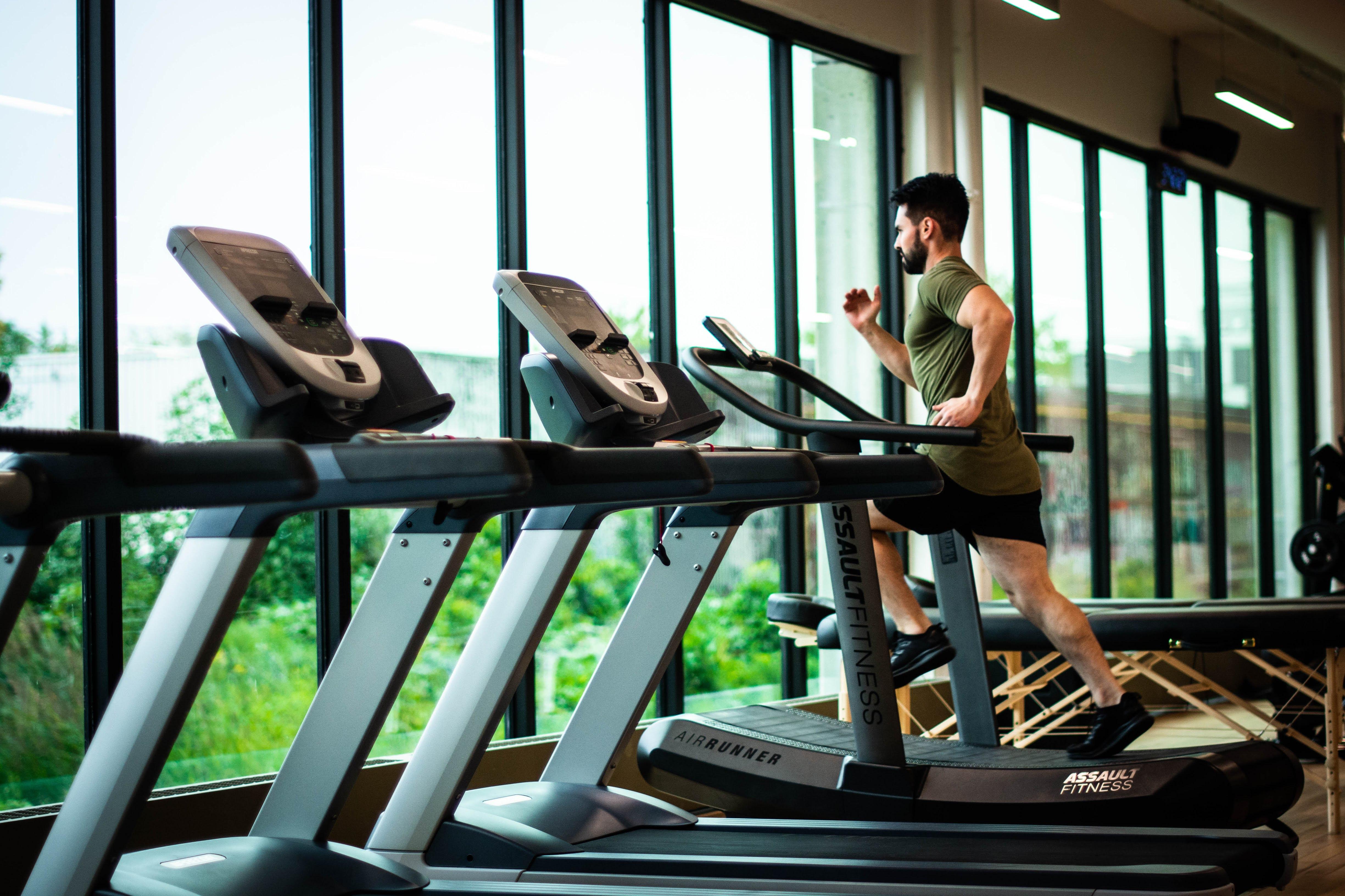 treadmills hero image