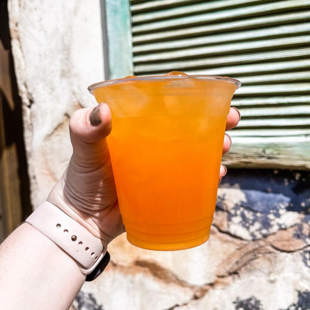 Orange Ngumu Jungle Juice from Dawa Bar