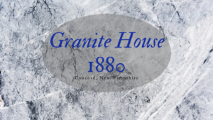 Granite House 1880 branding means easy manageing of your Airbnb HomeAway VRBO