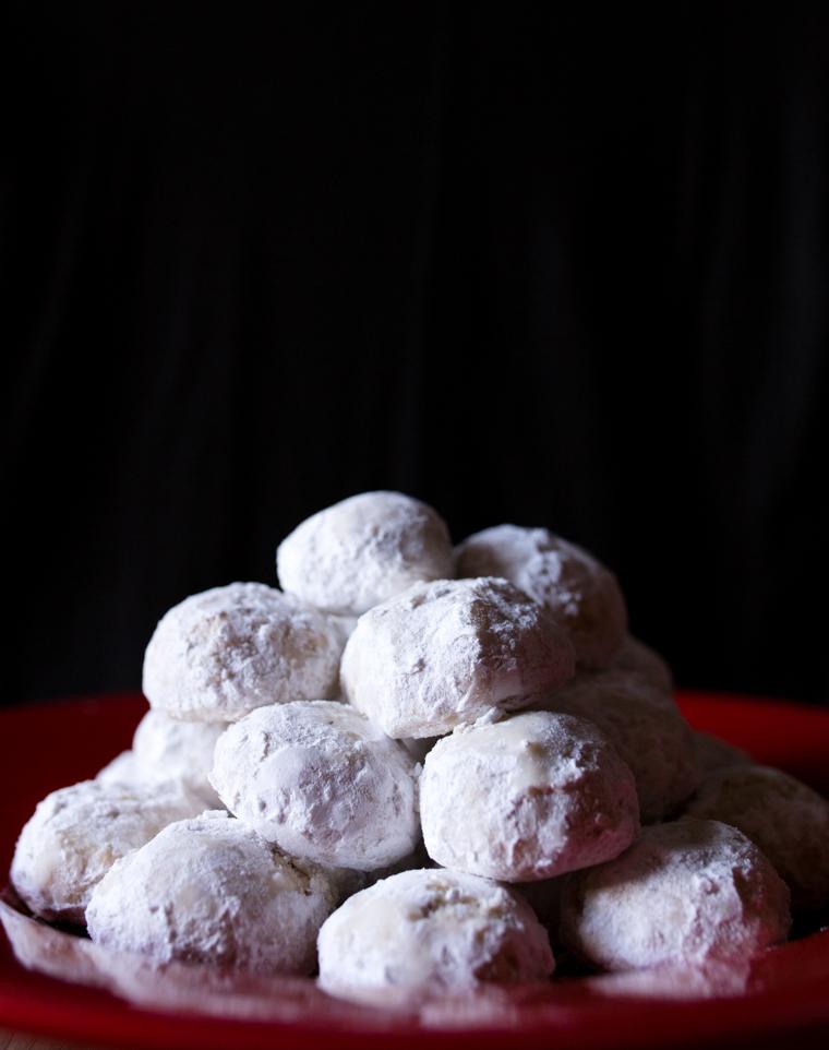 Pecan Dreams Cookies | InspiredRD.com (gluten-free)