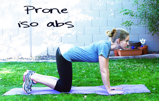 prone iso abs