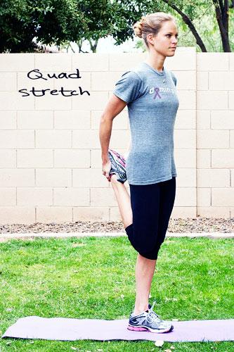 quad stretch