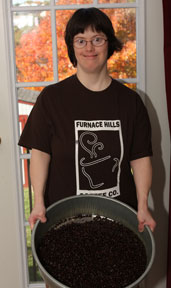 Furnace Hills Coffee Company has a commitment to hire people that are developmentally disabled.