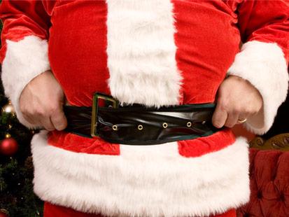 Many Santas are Now Ho Ho Ho-bese