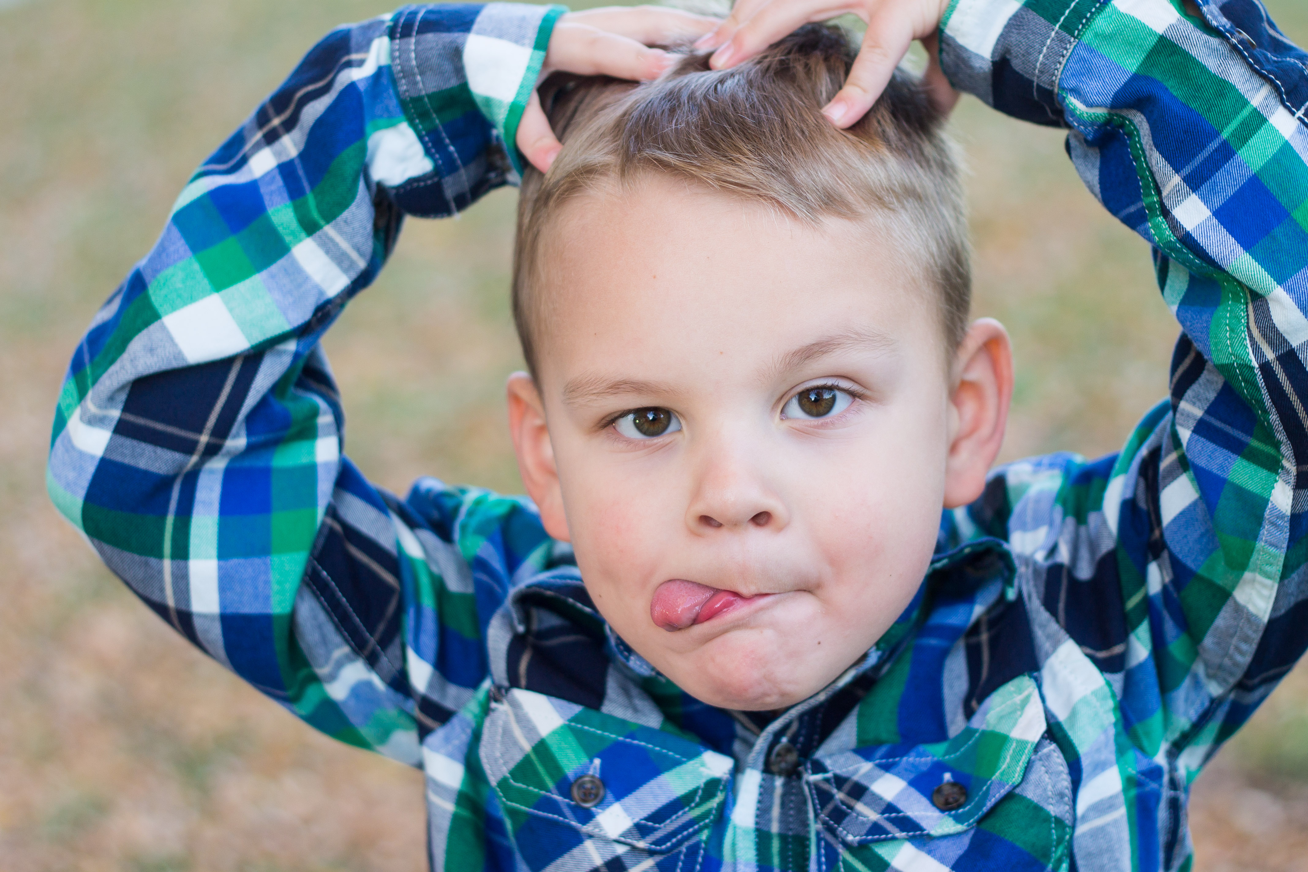 Goofy Kids  {Alysa Bajenaru Photography}