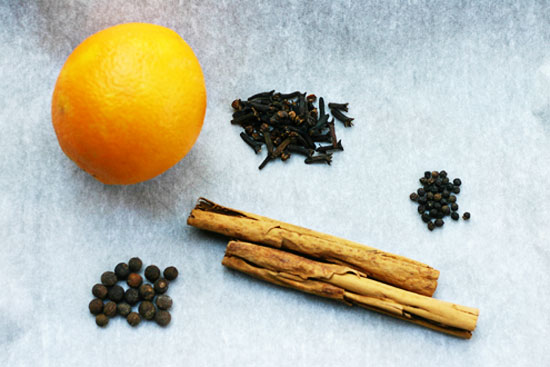 Holiday Simmering Spices