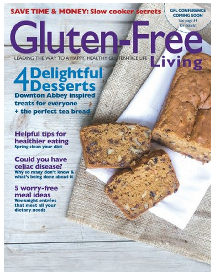 Gluten Free Living Magazine