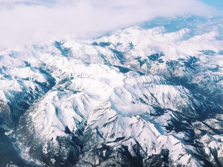 Rocky Mountains VSCOcam