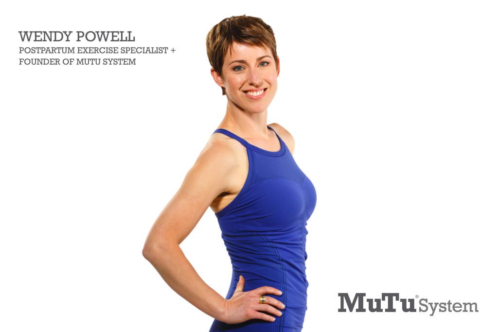 MuTu System | Founder Wendy Powell | Fix Diastasis Recti