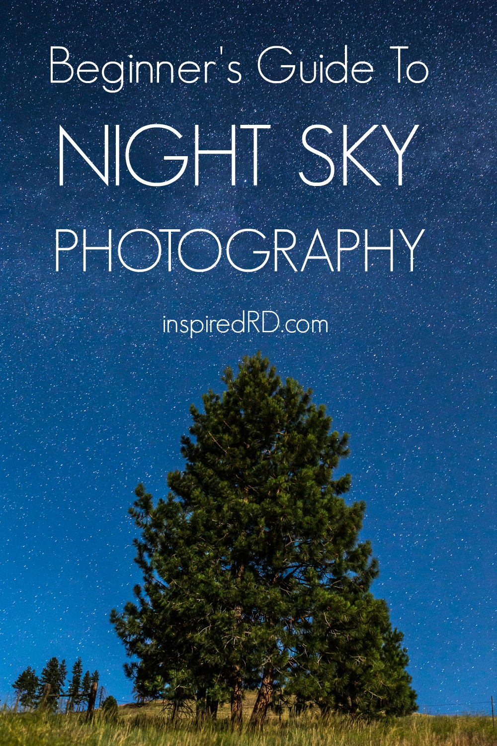 Beginner's Guide to Night Sky Photography | InspiredRD.com