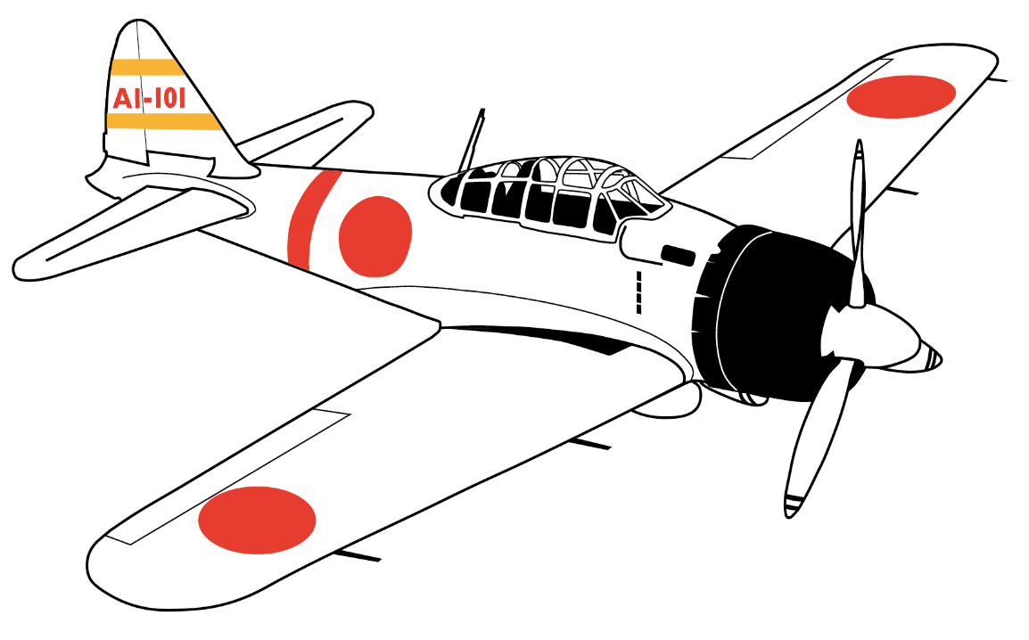 Tora 101 Airplane