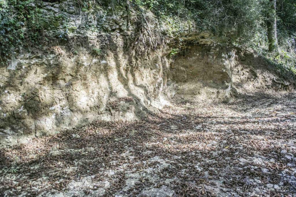 Quarry Bercheres-les-pierres by Jill K H Geoffrion, photographer