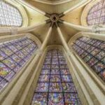 Apsidal Chapel, Chartres Cathedral by Jill Geoffrion
