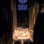 Chrismal Mass at Chartres by Jill Geoffrion