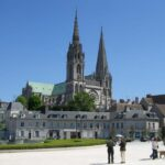 Chartres Cathedral by Jill Geoffrion