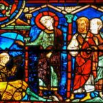 St. Martin, Resurrection at Chartres Cathedral