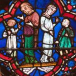 Genesis 6, Chartres Cathedral by Jill Geoffrion