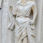 Libertas, Freedom, Chartres Cathedral