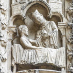 Anointing of the Sick, Chartres by Jill Geoffrion